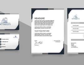 nº 19 pour identité visuelle : Papier à En-tête facture et lettres , Enveloppes Et Cartes De Visite , bannière de signature pour email par vijayvenkatesh12