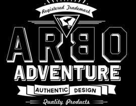 #7 para Design a T-Shirt for ARBO ADVENTURE por GautamHP