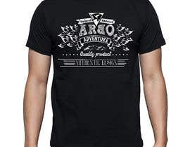 #12 para Design a T-Shirt for ARBO ADVENTURE por SilvinaBrough