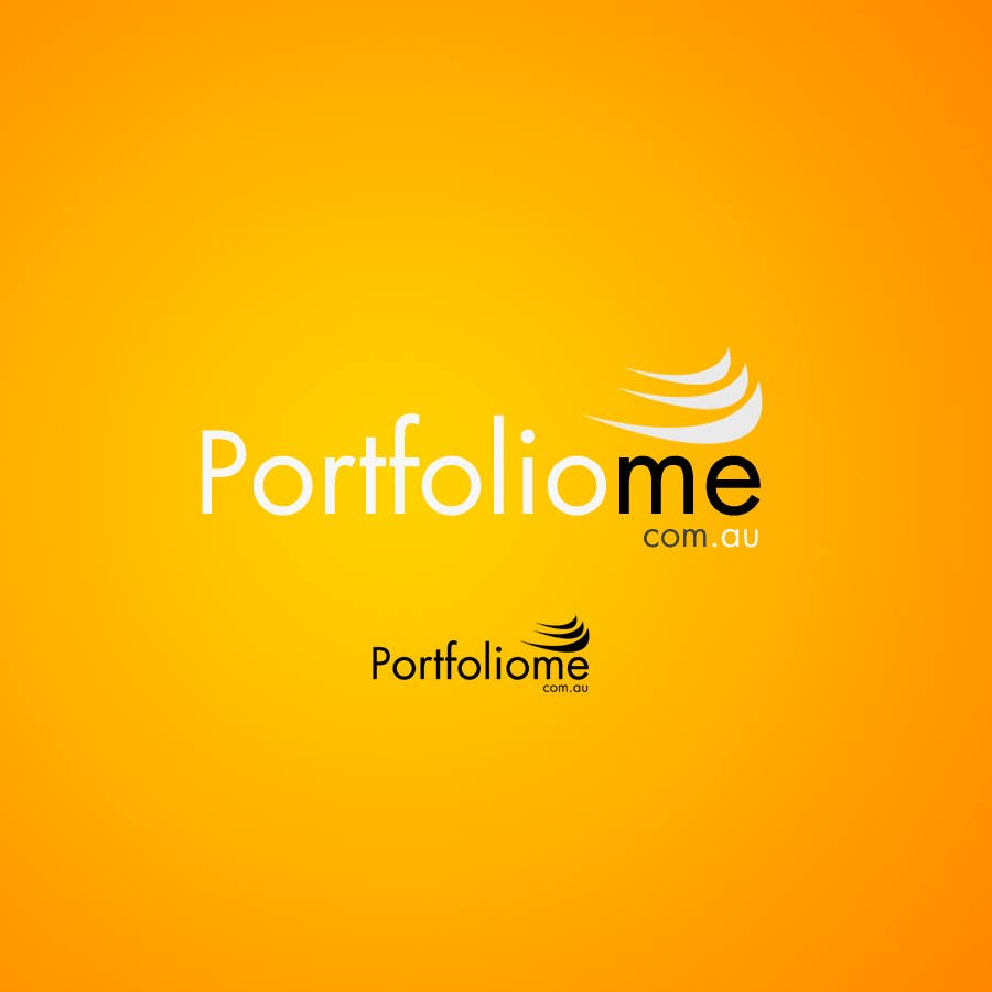Bài tham dự cuộc thi #                                        71                                      cho                                         Design a Logo for portfoliome.com.au