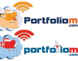 Nro 65 kilpailuun Design a Logo for portfoliome.com.au käyttäjältä eCartStore