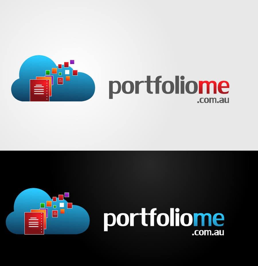 Bài tham dự cuộc thi #                                        66                                      cho                                         Design a Logo for portfoliome.com.au