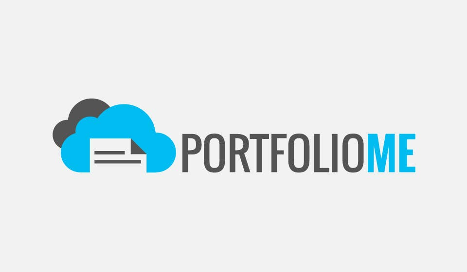 Bài tham dự cuộc thi #                                        10                                      cho                                         Design a Logo for portfoliome.com.au