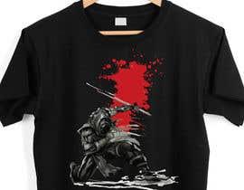 Nro 210 kilpailuun Tshirt design käyttäjältä nazvikanak