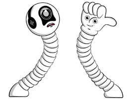 #45 для Draw me two robot-arm cartoon characters от sumonahmedsohel