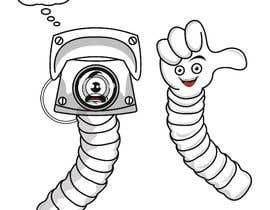 #57 для Draw me two robot-arm cartoon characters от koyel100