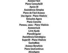 #17 para NAMING PARA PRODUTO INOVADOR NO RAMO JURÍDICO por giuliawo