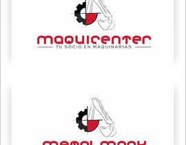 #95 para LOGO EMPRESA MAQUICENTER y METALMARK de charlezk