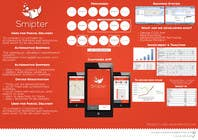 Graphic Design Contest Entry #5 for Design an A4 Brochure for Smipter's Executive Summary