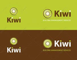 #75 para Logo Design for KIWI Building management Services por insitudiseno