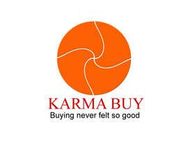 #245 for Design a Logo for Karma Buy af shahzadahmad27