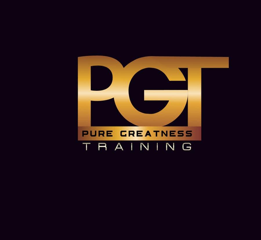 Konkurrenceindlæg #85 for Design a Logo for Pure Greatness Training