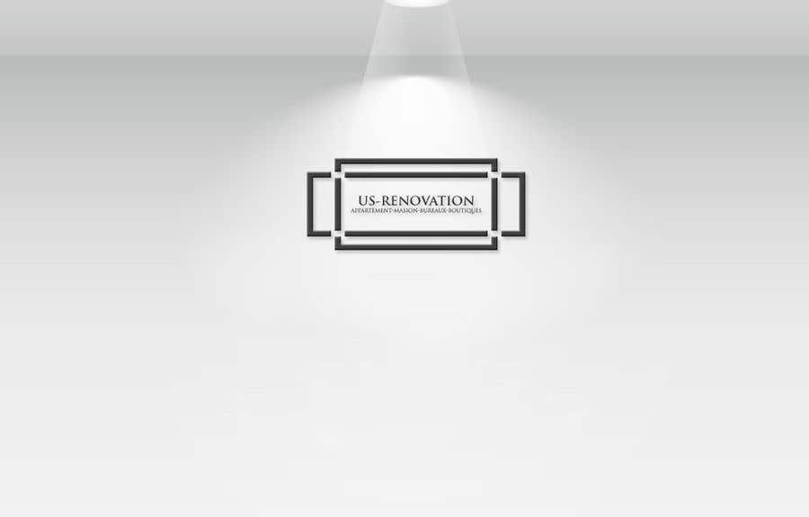 Proposition n°                                        107                                      du concours                                         je besoin crée logo pour ma entreprise de rénovation