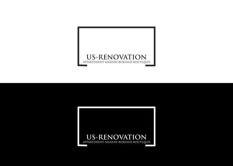 Proposition n°                                        110                                      du concours                                         je besoin crée logo pour ma entreprise de rénovation