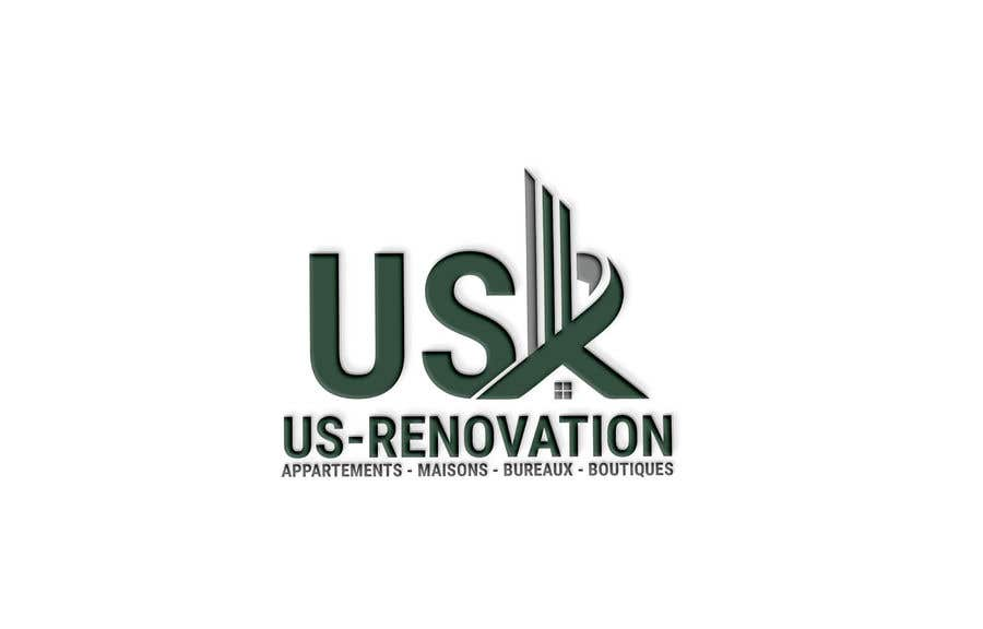Proposition n°                                        14                                      du concours                                         je besoin crée logo pour ma entreprise de rénovation