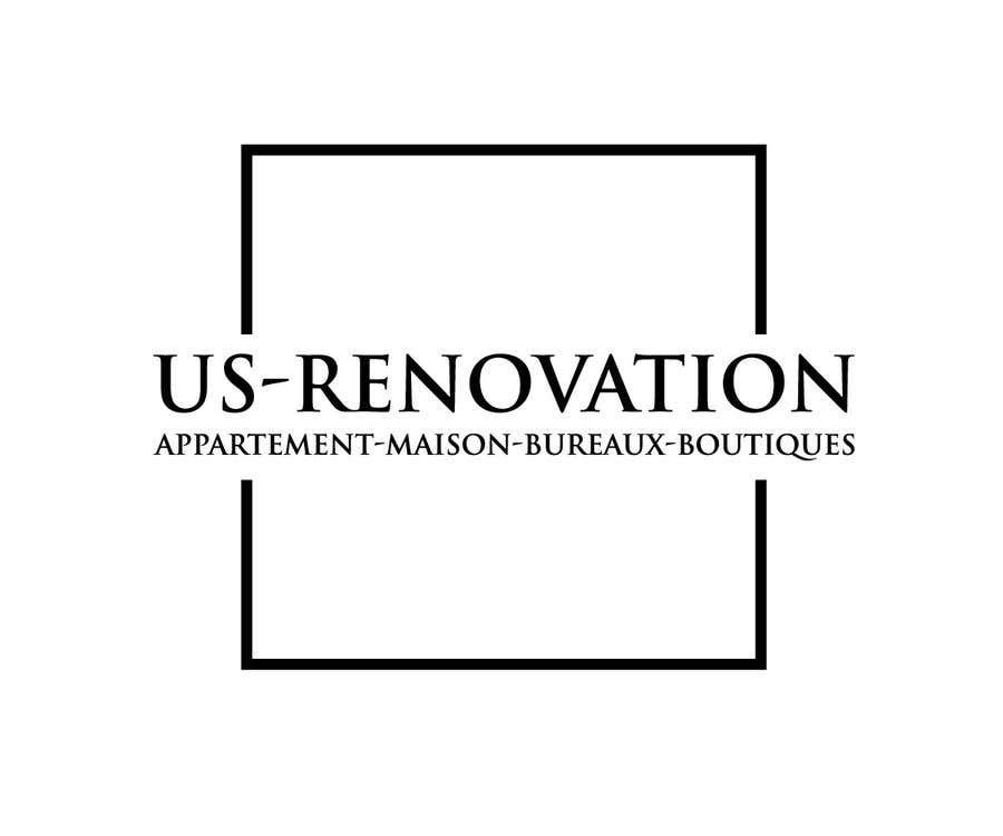 Proposition n°                                        6                                      du concours                                         je besoin crée logo pour ma entreprise de rénovation
