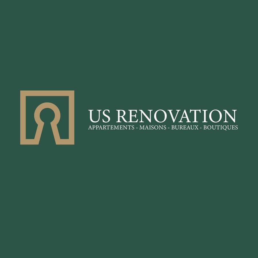 Proposition n°                                        13                                      du concours                                         je besoin crée logo pour ma entreprise de rénovation