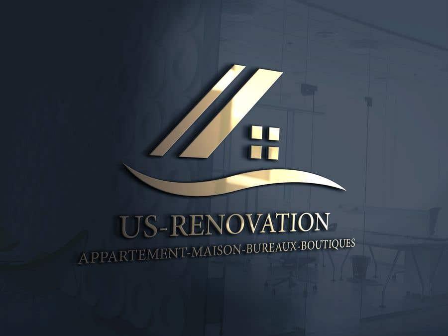 Proposition n°                                        106                                      du concours                                         je besoin crée logo pour ma entreprise de rénovation