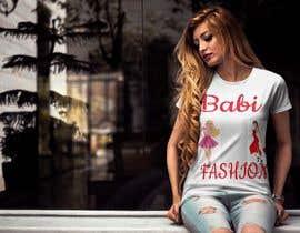#594 для Fashion Company Logo от chanbabu