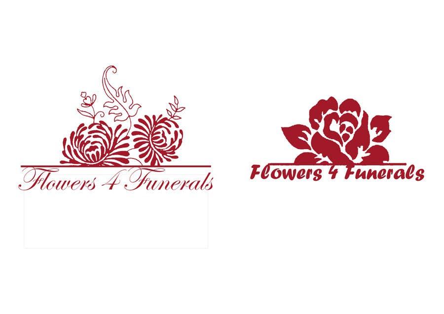 Konkurrenceindlæg #22 for Logo design for a funeral flower provider (funeral florist)