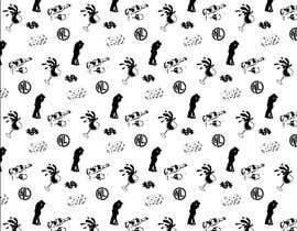 Nro 40 kilpailuun I looking for a Repeating Pattern with my brand in mind käyttäjältä shaba5566