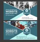 Graphic Design Konkurrenceindlæg #111 for EASY WORK: Design Marketing Post cards for Web Development company - 07/04/2021 22:29 EDT