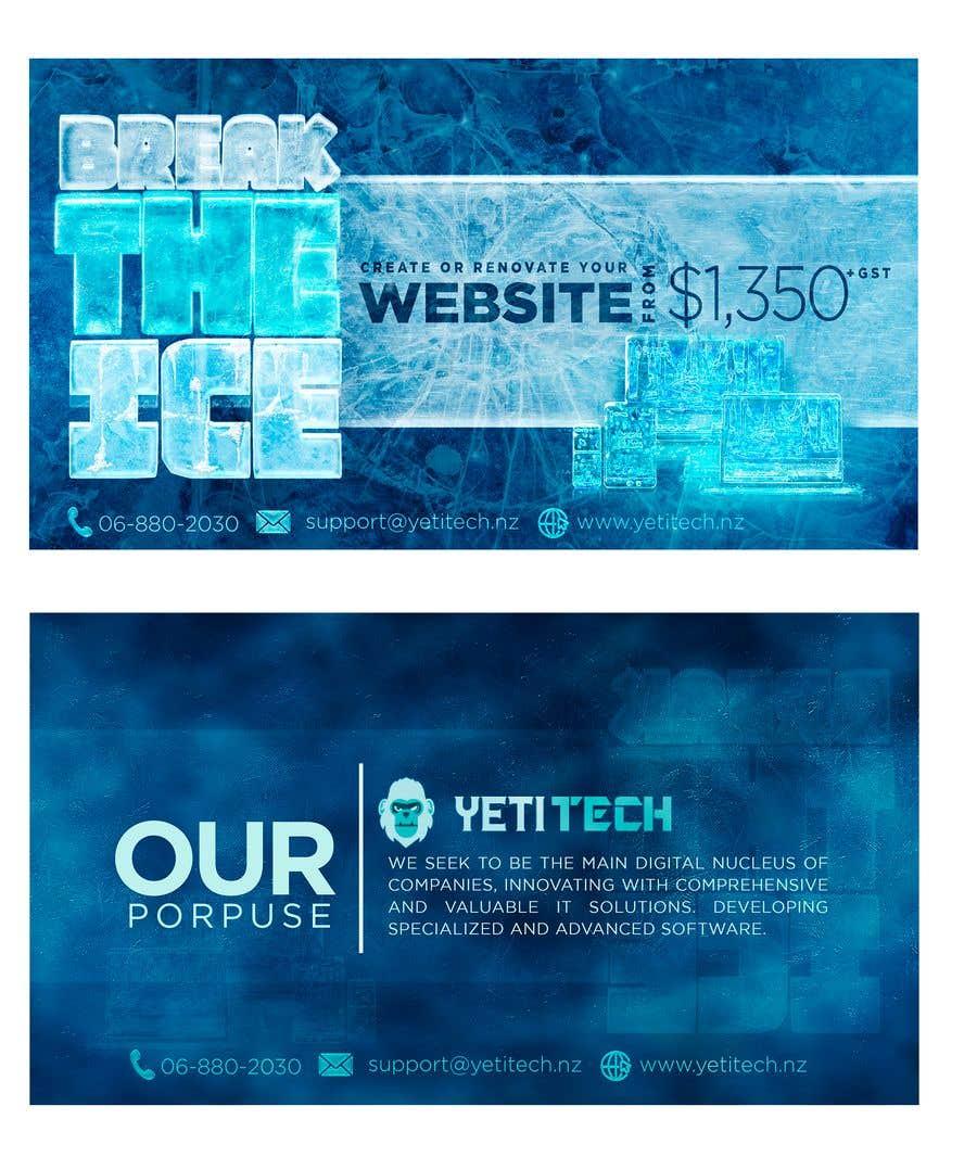 Konkurrenceindlæg #                                        9                                      for                                         EASY WORK: Design Marketing Post cards for Web Development company - 07/04/2021 22:29 EDT
