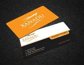 #438 cho Xanadu Luxury Charters - Business Card Design bởi Uttamkumar01