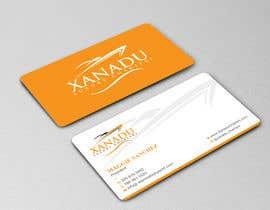 #439 cho Xanadu Luxury Charters - Business Card Design bởi Uttamkumar01