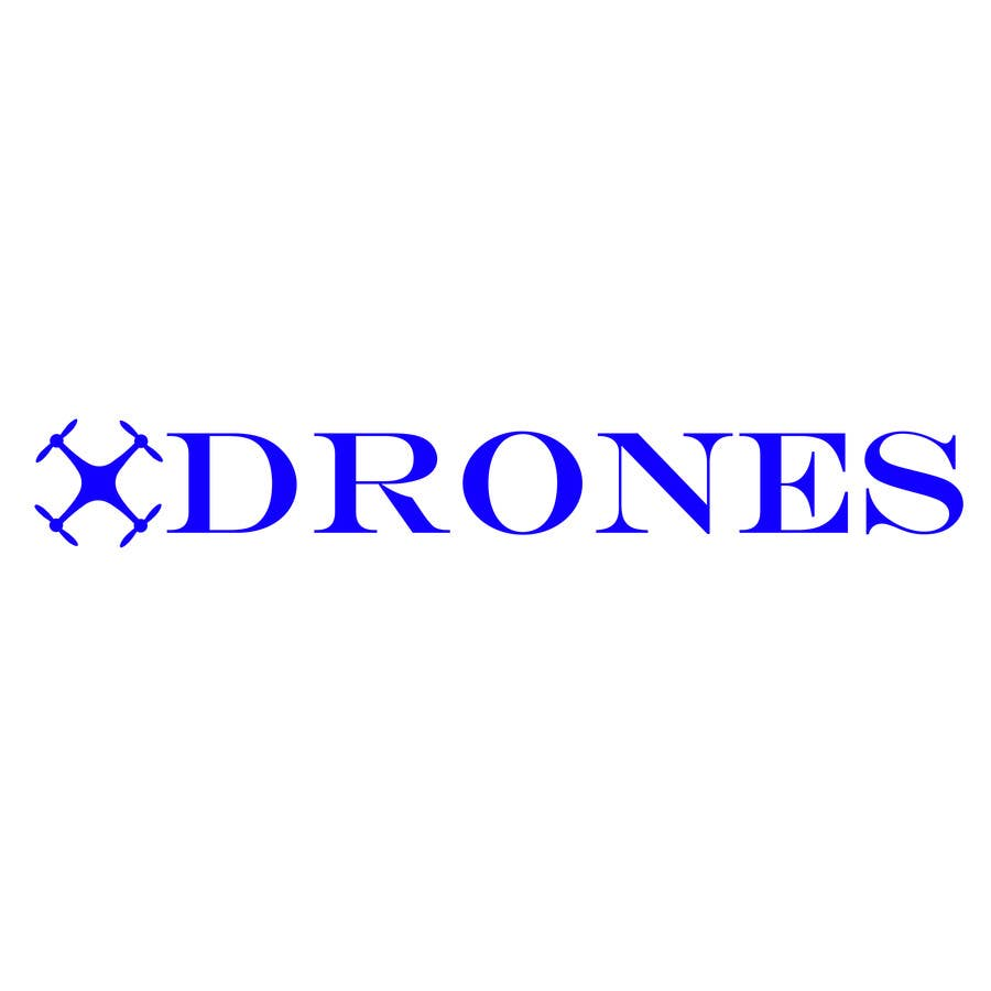 Konkurrenceindlæg #                                        6                                      for                                         Design a Logo for XDRONES.com