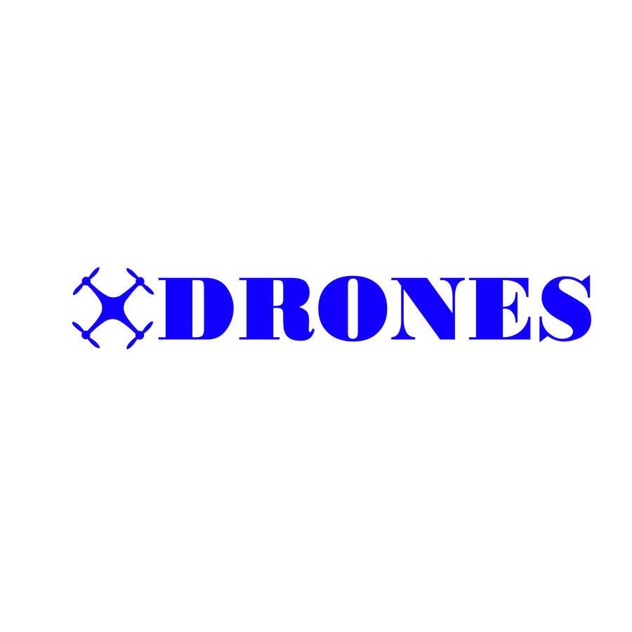 Konkurrenceindlæg #                                        14                                      for                                         Design a Logo for XDRONES.com