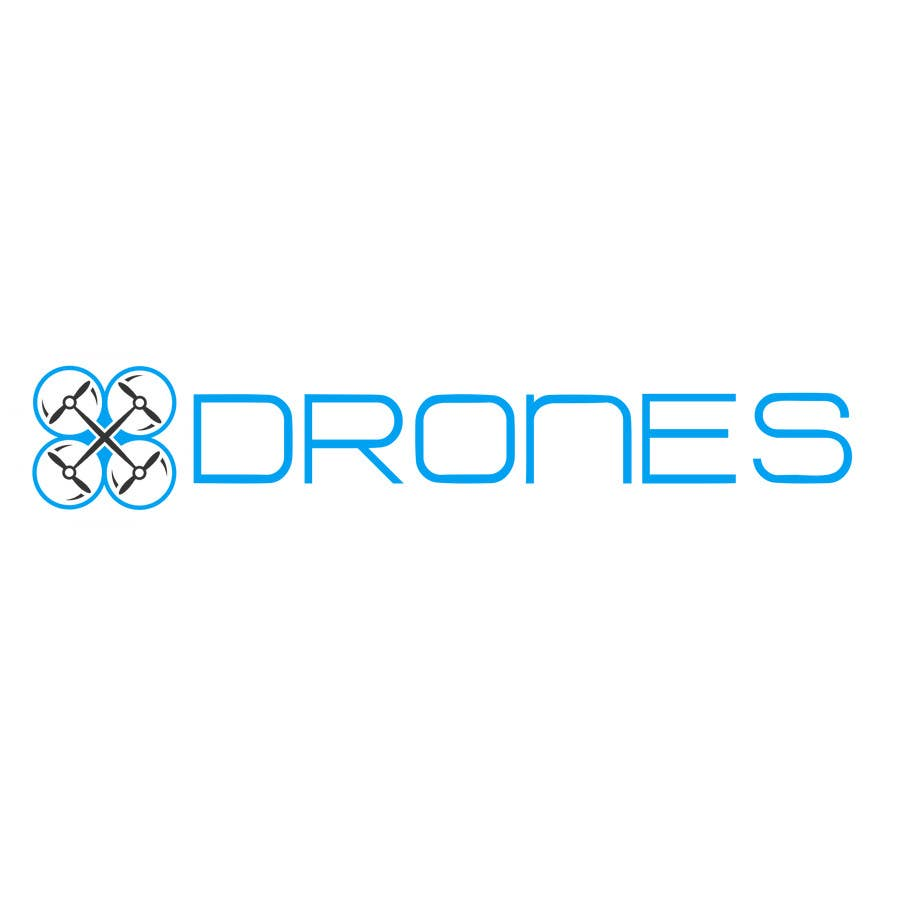 Konkurrenceindlæg #                                        38                                      for                                         Design a Logo for XDRONES.com