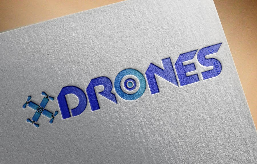 Konkurrenceindlæg #56 for Design a Logo for XDRONES.com