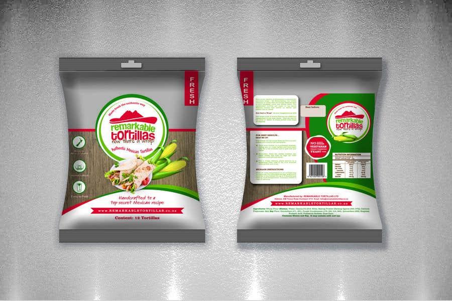 Kilpailutyö #                                        21                                      kilpailussa                                         Extra Soft Corn Tortilla