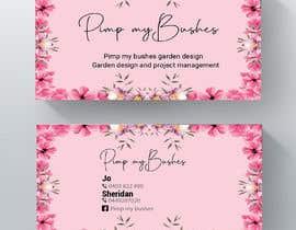 #83 untuk Make me a  business card oleh sima360