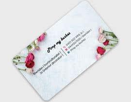 #23 untuk Make me a  business card oleh brurmostakim