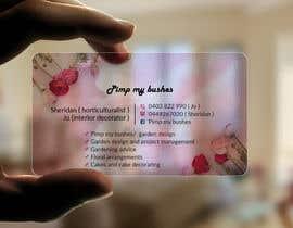 #463 untuk Make me a  business card oleh brurmostakim