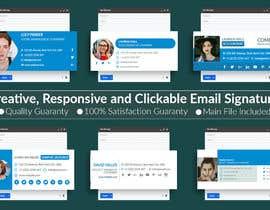 Nro 87 kilpailuun Email signature template käyttäjältä mdalrabbyridoy