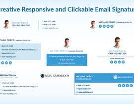 Nro 88 kilpailuun Email signature template käyttäjältä mdalrabbyridoy