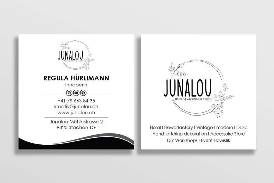 Kilpailutyö #                                        368                                      kilpailussa                                         Design square business cards, Convert Pixel logo to paths