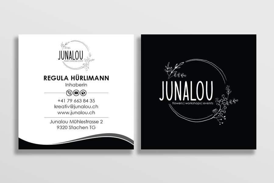 Kilpailutyö #                                        376                                      kilpailussa                                         Design square business cards, Convert Pixel logo to paths