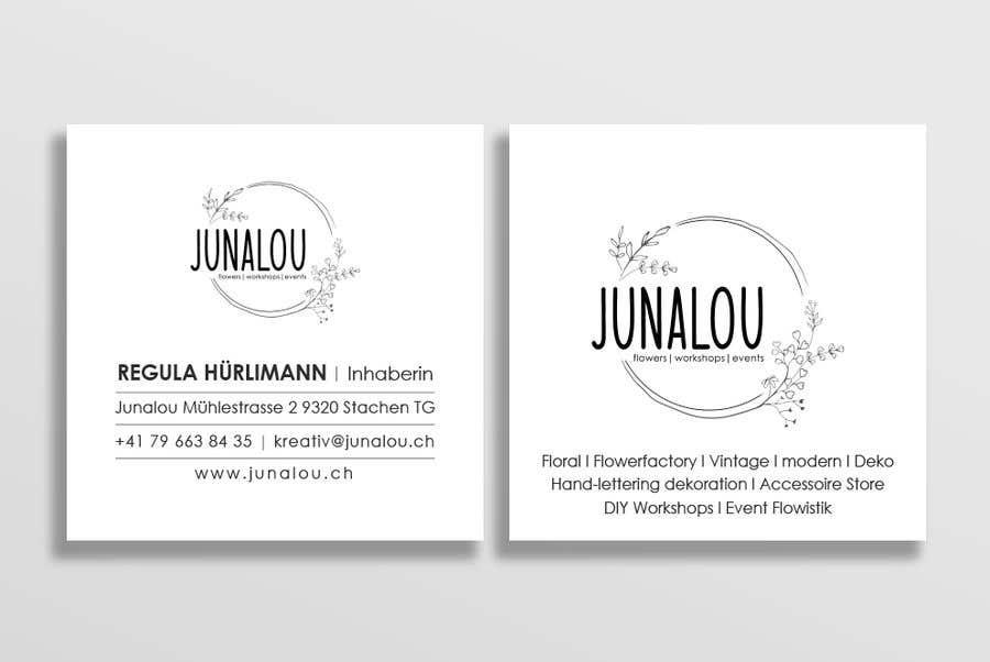 Kilpailutyö #                                        402                                      kilpailussa                                         Design square business cards, Convert Pixel logo to paths