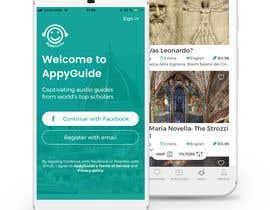 AlphabetDesigner tarafından iOS & Android - UI / UX / IxD Design for eCommerce app - Part 1 için no 48
