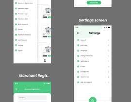 mdrahad114 tarafından iOS & Android - UI / UX / IxD Design for eCommerce app - Part 1 için no 50