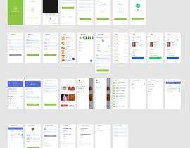 sherifartist tarafından iOS & Android - UI / UX / IxD Design for eCommerce app - Part 1 için no 31