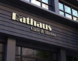 #383 for Rathaus-Café & Bistro by izeeshanahmed