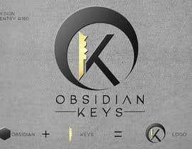 #181 for Obsidian Keys by DesignWizard74