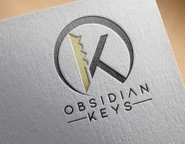 #182 for Obsidian Keys by DesignWizard74