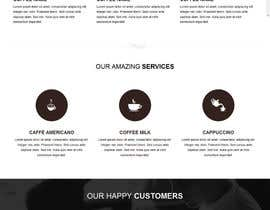 nº 13 pour Create two Wordpress Templates for a Coffee Startup par websoft07