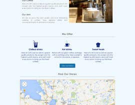 #10 para Create two Wordpress Templates for a Coffee Startup por TaybeMuharem